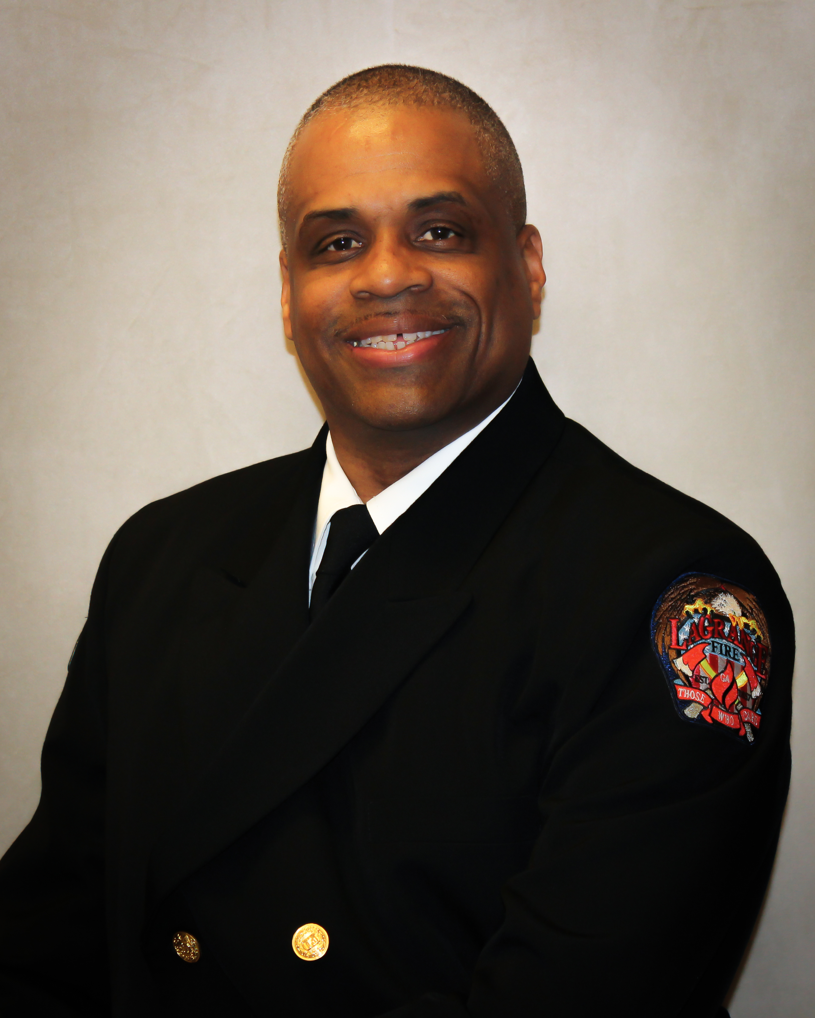 Willie Bradfield - Deputy Chief/EMT